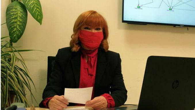 Русковска се огласи за прекинот на казната на Кичеец и сообраќајката, смета дека не е нејзина надлежност