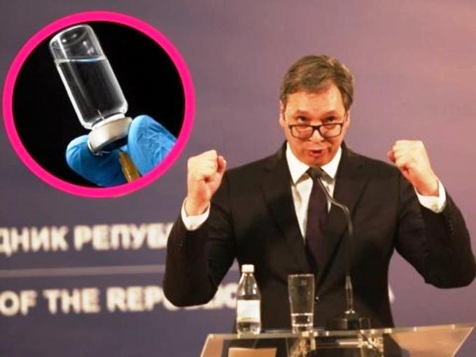 Aко не добиете термин од Филипче наскоро ќе можете да се вакцинирате слободно кај Вучиќ