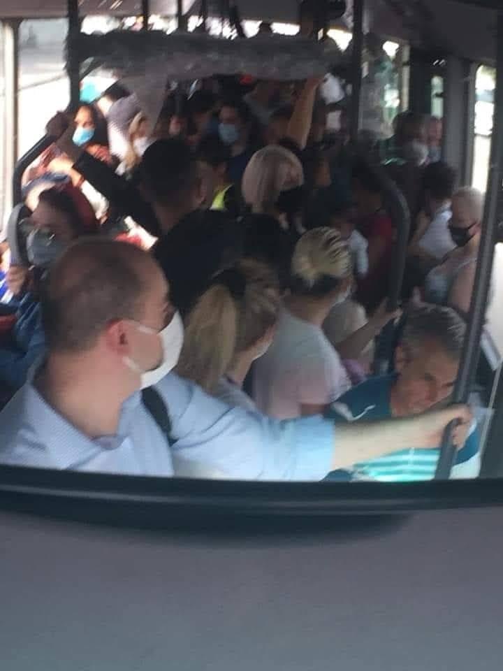 Ова не се ковид журки, ова се обични автобуси