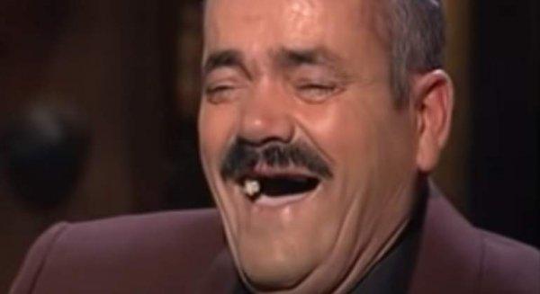 Почина Ел Риситас, кралот на смеењето