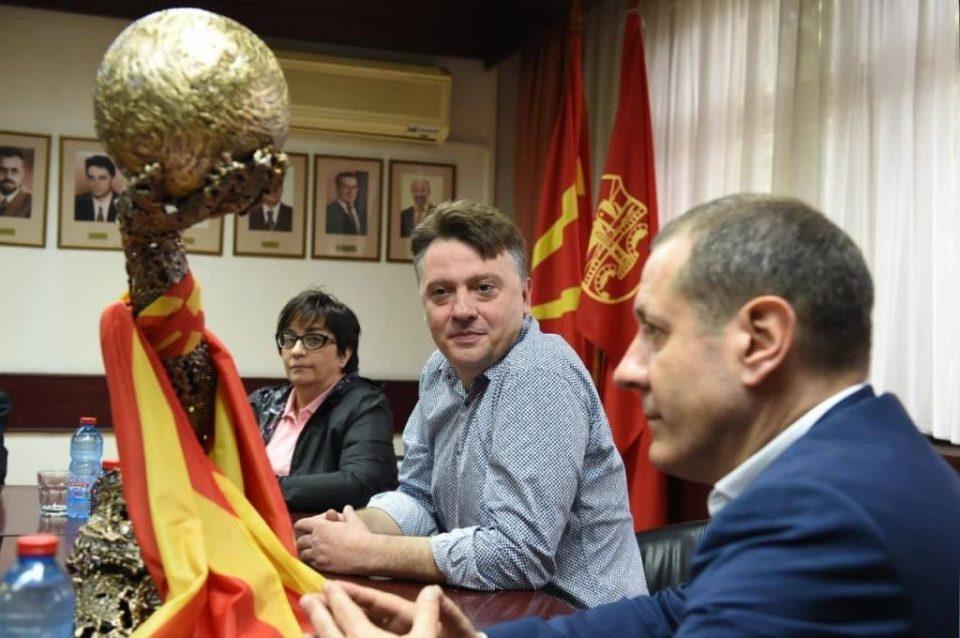 Град Скопје повторно го враќа ФК Вардар во своја сопственост