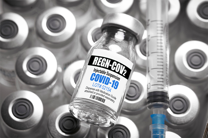 Пристигнуваат 1.500 пакувања со дози од нова коктел-терапија за Ковид-19