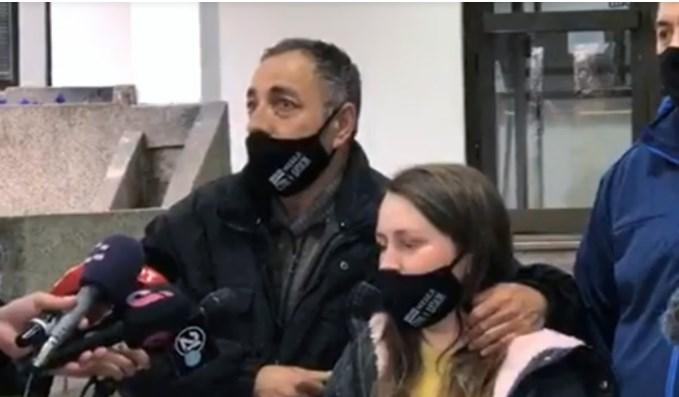 Верица ќе живее преку Блаже: Семејството Сапунџиеви се заблагодари за донираниот бубрег за синот