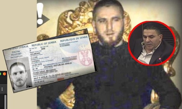 Косовски нарко бос кој беше апсен во Македонија доби српски пасош