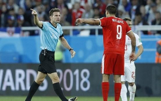 Вистината се дозна по три години: Еве зошто судијата Брих не досуди пенал за Србија  против Швајцарија