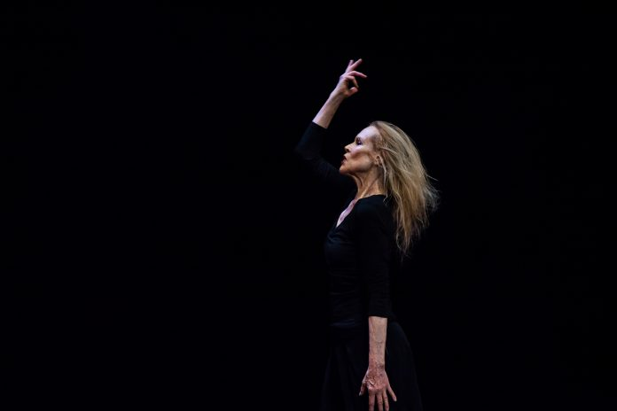 "Наградата ""Менада"" на Танц Фест Скопје 2021 за легендарната кореографка и танчерка Каролин Карлсон"