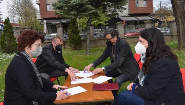 Министерството за култура и Асоцијацијата на архитекти потпишаа меморандум за соработка