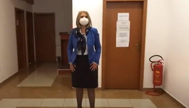 Павлина Црвенковска нема искуство како судија, туку партиски багаж