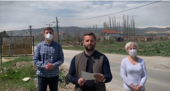 На Наумоски и СДСМ им текнува на Ново Село, Орман, Волково и Кисела Јабука само пред избори