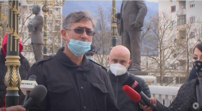 Протест пред ОЈО: Се бара построга казна за убијците на Саздо