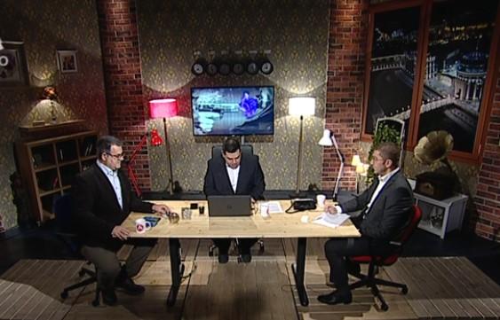 """Следете во живо: Мицкоски гостин во """"Заспиј ако можеш"""" на Алфа ТВ"""