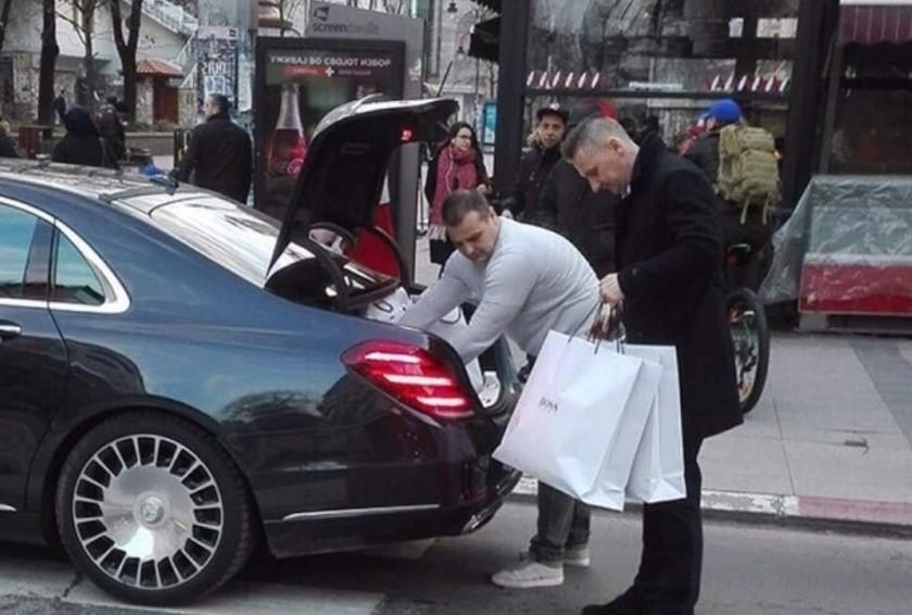 Возачот на Трајче Заев, братучед на Зоран Заев е еден од приведените во акцијата за дрога