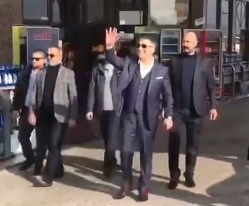 Адвокатите на Седат Пекер спреку соопштение демантираат дека имал фалсификуван пасош