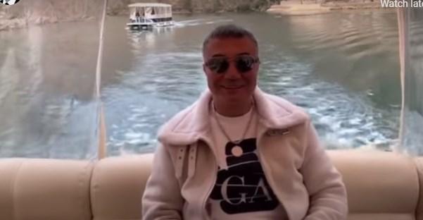 Контроверзниот бизнисмен со македонски пасош, Седат Пекер уапсен во Дубаи