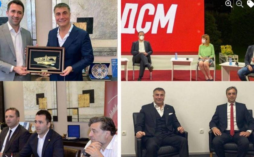 Мицкоски: Зошто Пекер е протеран во Косово, а не во Турција? Не демантираат дека се среќавал со луѓе од власта