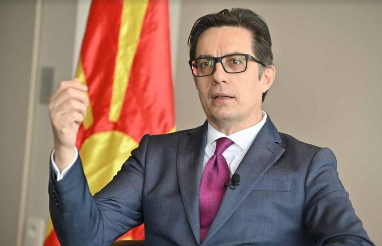 Пендаровски го пофали однесувањето на ВМРО-ДПМНЕ