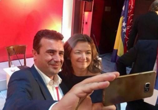 Нонпејперот за наводна поделба на Македонија беше објавен во медиуми под контрола на Заев