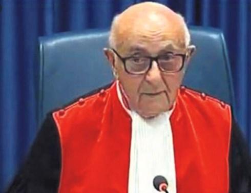 Главниот хашки судија со години бил шпиун на ЦИА?