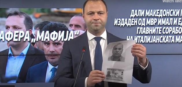 """МВР делело пасоши и за италијанската мафија: Перачот на пари на групата """"Ндагрета"""" станал Македонец од Пустец"""
