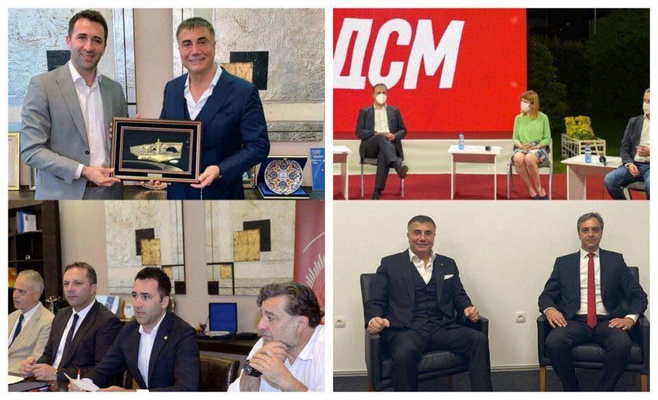 """ВМРО-ДПМНЕ: За """"Мафија"""" правда нема, има само жртвени јагниња за да не одговара Спасовски"""