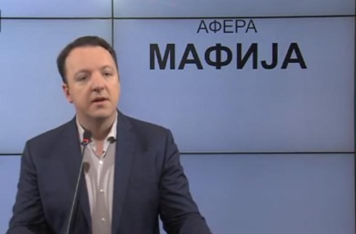 """Николоски: Аферата """"мафија"""" сигурно ќе влијае на европскиот пат на државата, три години траело издавањето пасоши, а властите не реагирале"""