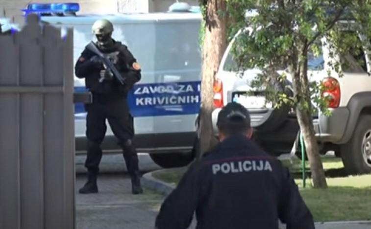Уапсен Слободан Кашчелан, еден од лидерите на Кавачкиот клан