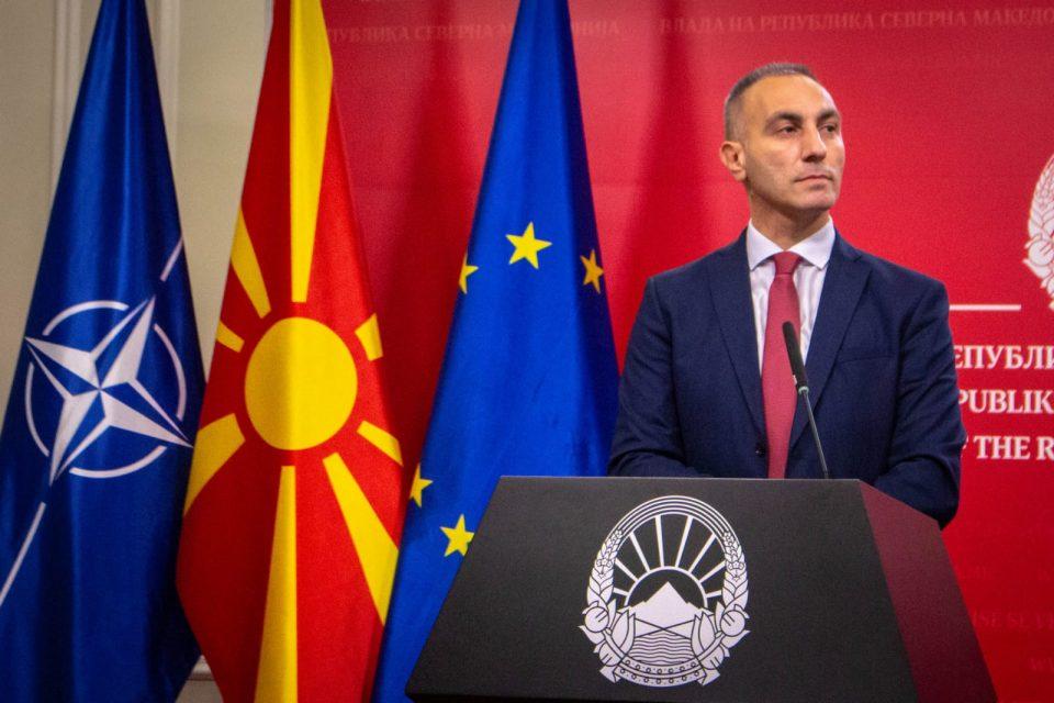 Кажано од двајцата водечки криминалци од коалицијата, знаете дека иднината на македонската и албанската политика е осудена на дополнително тонење, криминал и партизација