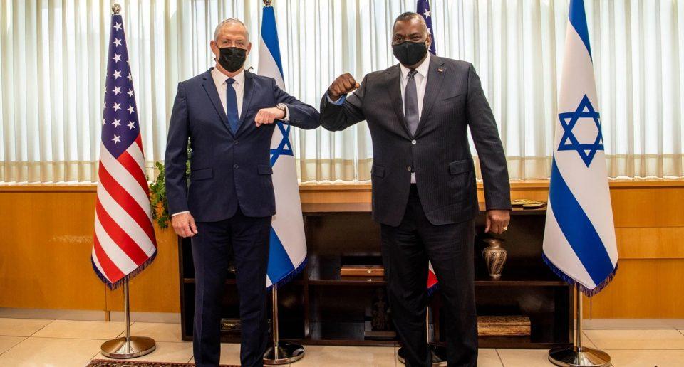 Пентагон: Американската поддршка за Израел е трајна и непоколеблива