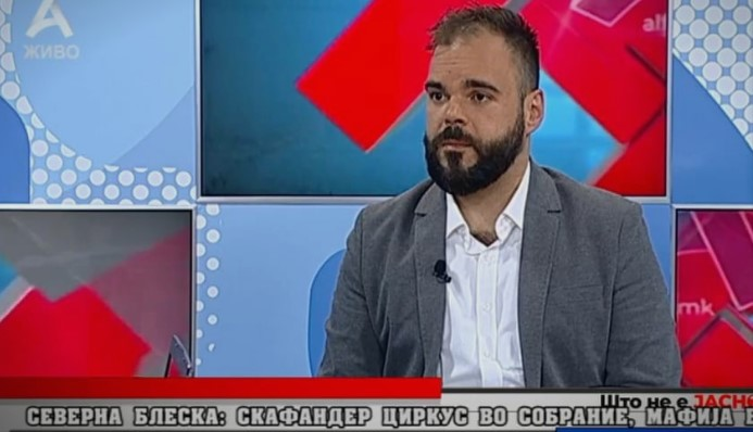 Богдан Илиевски: На власта ѝ е потребен психијатар