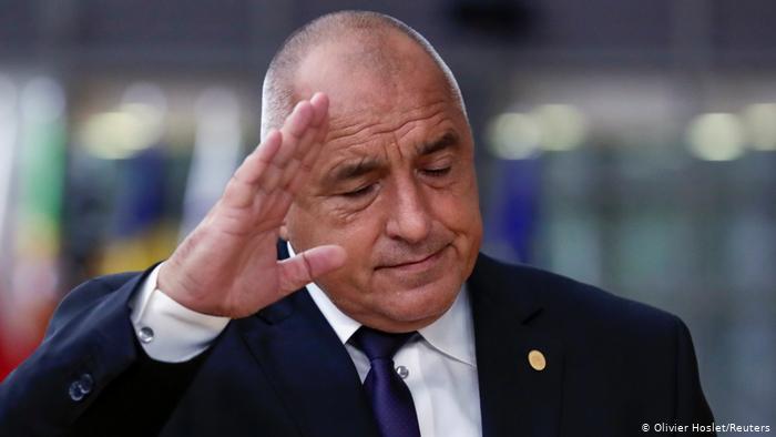 Бугарскиот премиер Бојко Борисов поднесе оставка