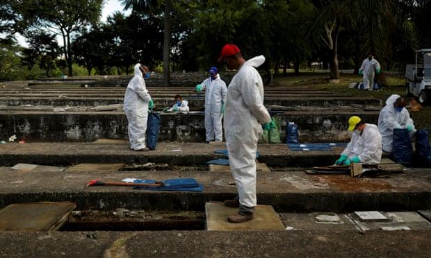 Бразил е закана за целиот свет, откриени 92 мутации на коронавирусот