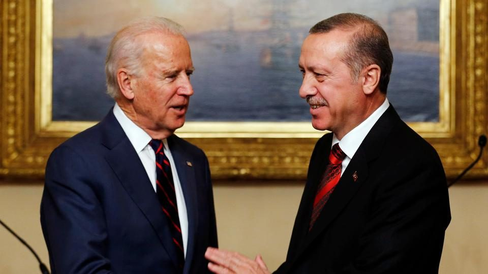Ердоган: Работев добро со Буш, Обама и Трамп, но не и со Бајден
