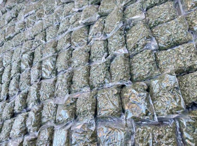 Во Драч запленети 7,25 килограми кокаин