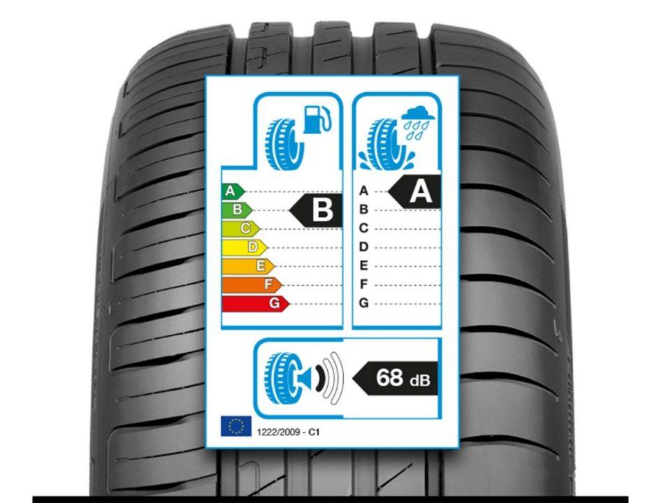 Од 1 мај нови етикети на гумите во ЕУ