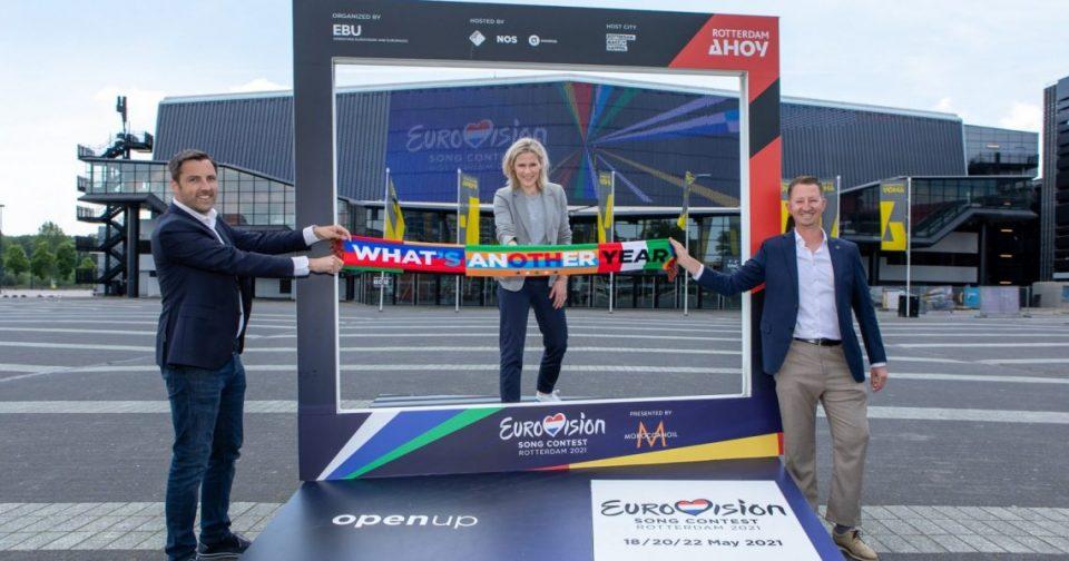 Евровизија ќе се одржи со публика: Честа ќе ја имаат 3.500 лица со негативен ковид тест