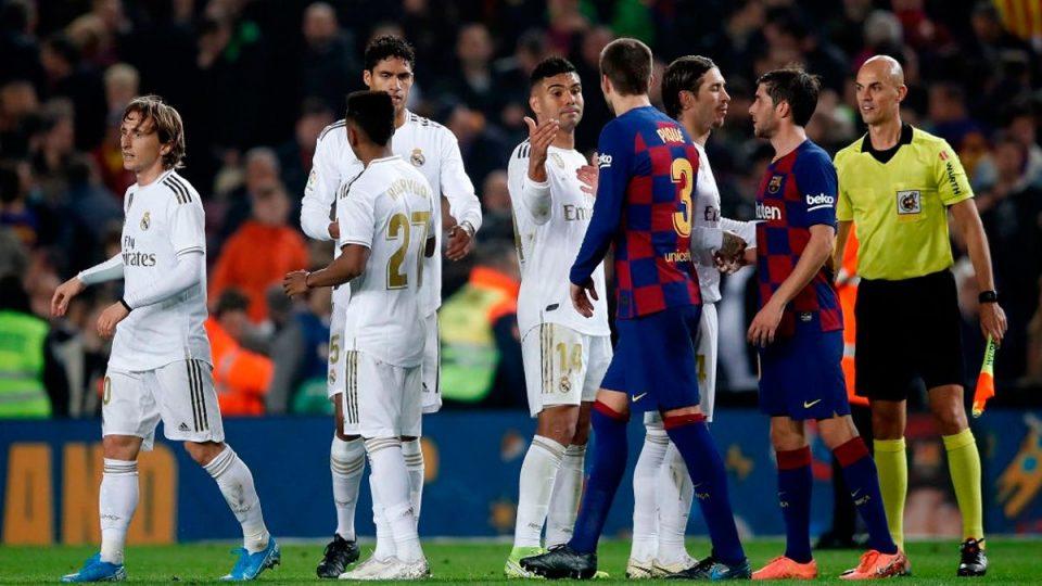 Реал Мадрид со 2-1 ја победи Барселона и се искачи на врвот во Ла Лига