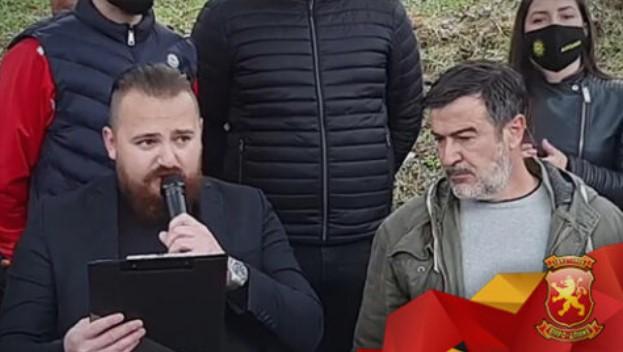 Митрески: На хероите и на идните генерации им должиме да се бориме за да ги зачуваме македонскиот идентитет и историја