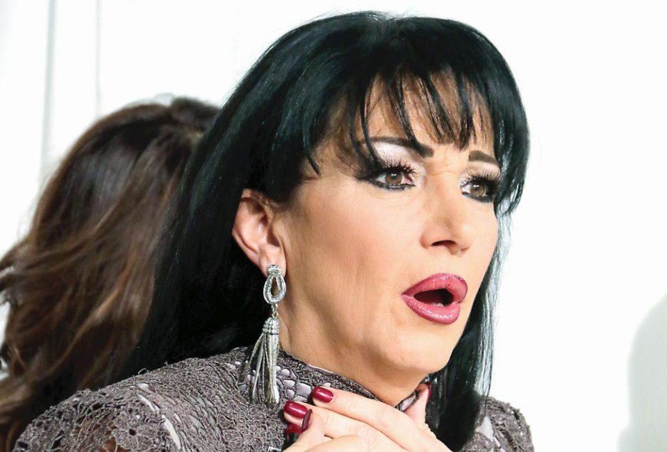 Домот на пејачката завиен во црно: Гоца Божиновска ја загуби најголемата поддршка