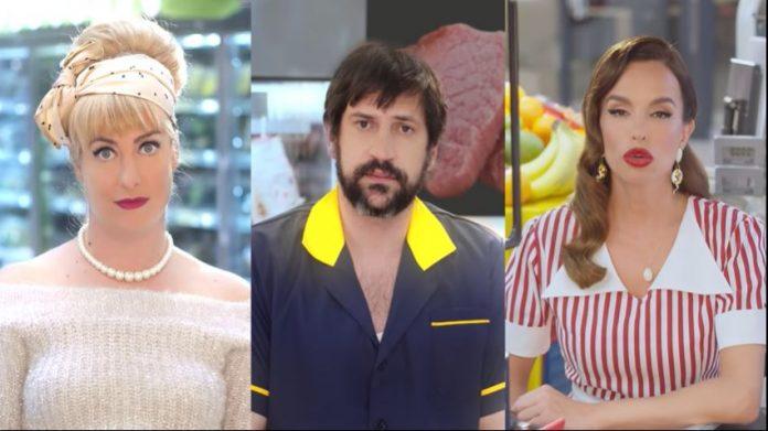 Хејт Словени, још сте живи: Северина, Христина и Горан во кампања против говорот на омраза