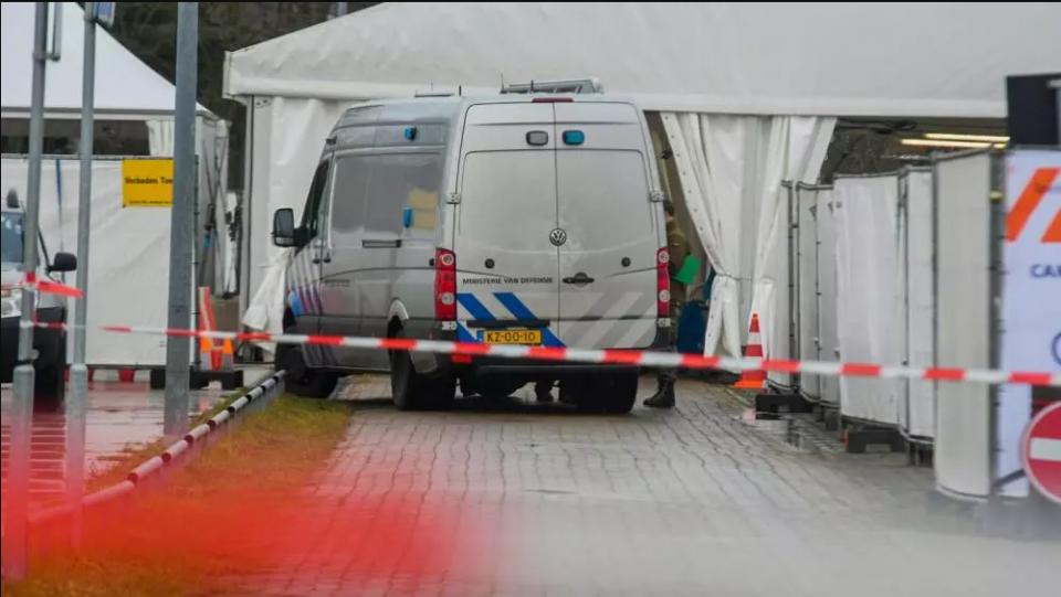 Терорист во Холандија се обидел да разнесе центар за вакцинација