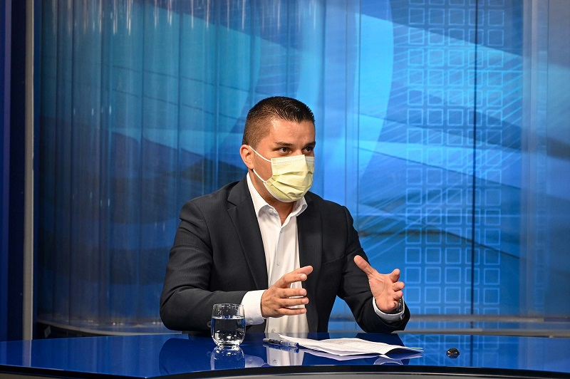Николовски: Ставаме ред во многу сегменти во општеството, ја враќаме довербата на граѓаните во институциите