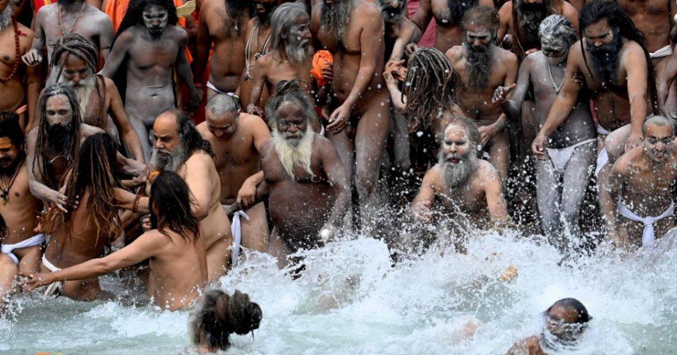 По верските фестивали, Индија е на второто место на светот по бројот на заразени