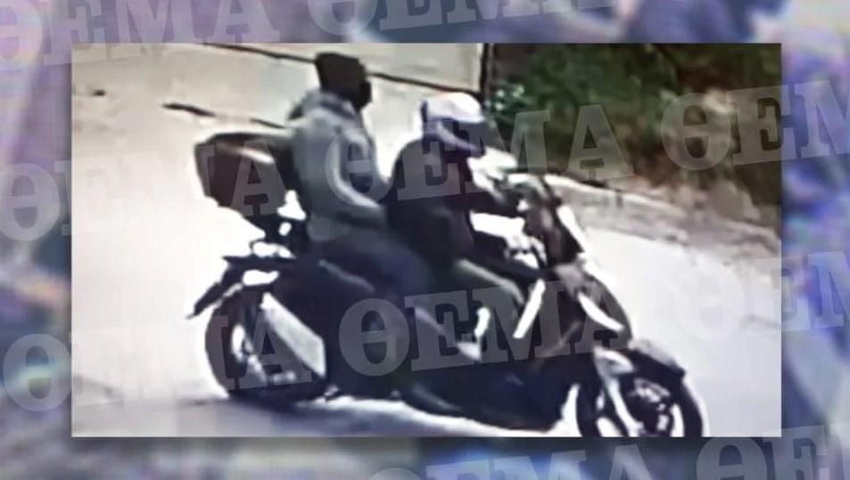 Убијците на новинарот Карајваз снимени со скутер на камери