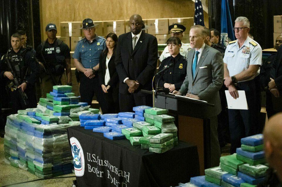 Црногорец осуден во САД за шверц на кокаин