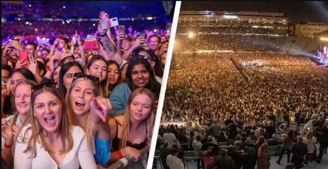 Како изгледа земја која ја победи короната – концерт во живо со 50.000 публика