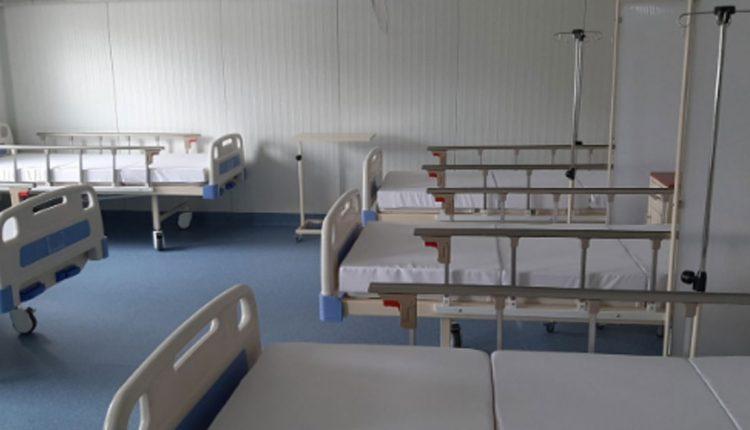 МЗ: Има околу 400 празни болнички кревети во ковид-центрите