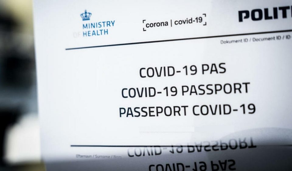 "ЕУ се приближува до компромис за дигиталните ""пасоши"" за Ковид-19"