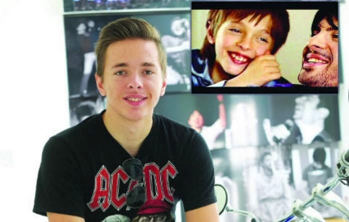 Внукот на Тоше стана младо момче: Дали Кристијан Ристески ќе ја продолжи својата музичка кариера?