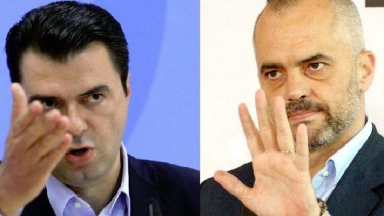 """Баша синоќа прогласи победа, Рама денеска напиша """"колку убаво утро во Тирана"""""""