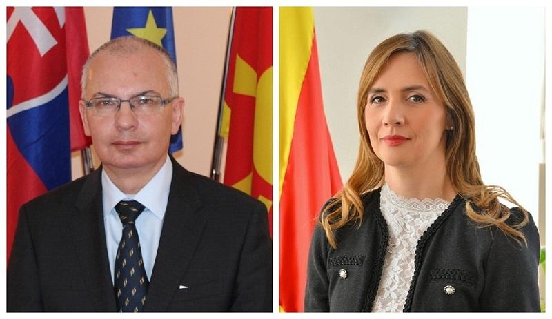 Ангеловска-Бежоска – Маркуш: Поддршка за земјата на патот кон членството во ЕУ преку соработка со Народната банка